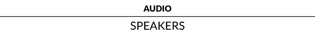 Audio_Speakers