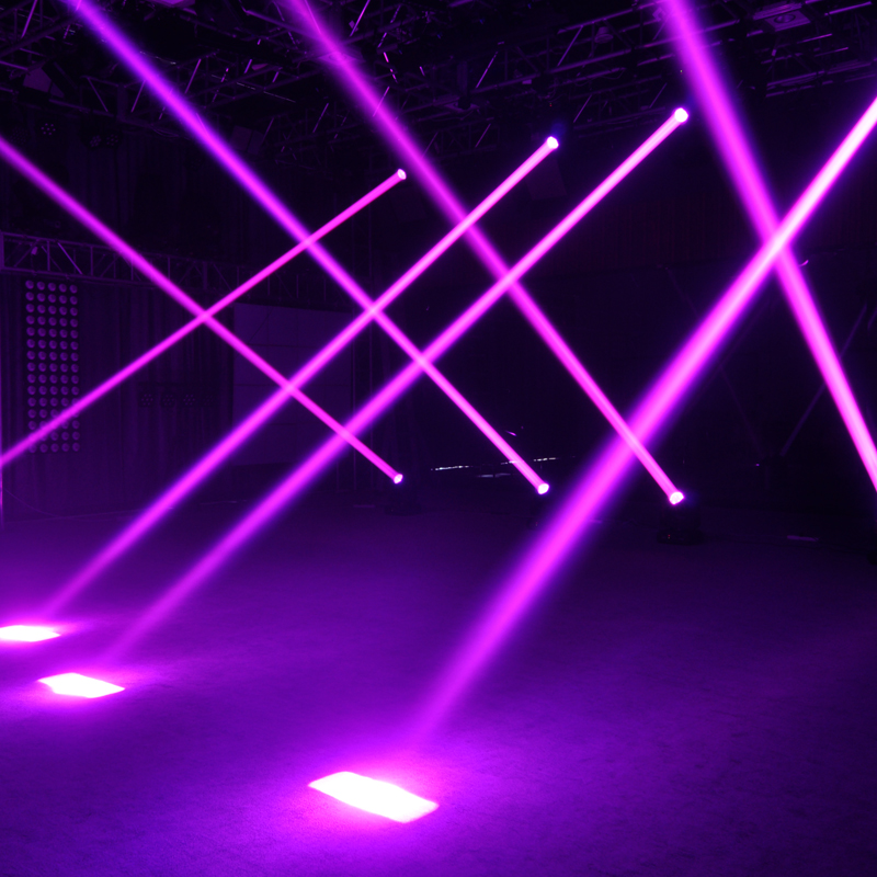 5RE Beam Moving Head Effects