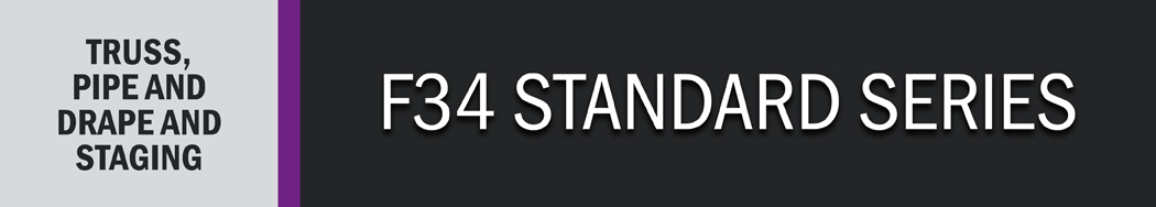F34 Standard Series