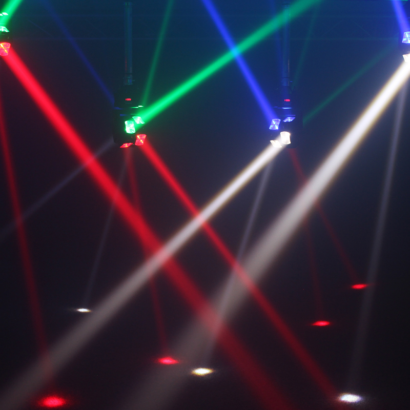Gyrocopter Moving Head light effects