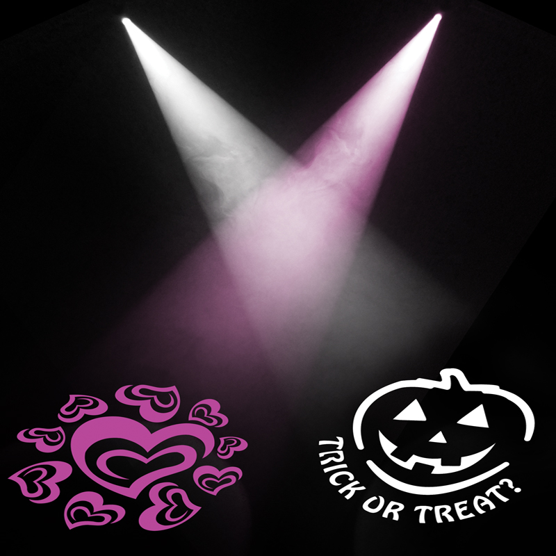 Gobo Projector Effects