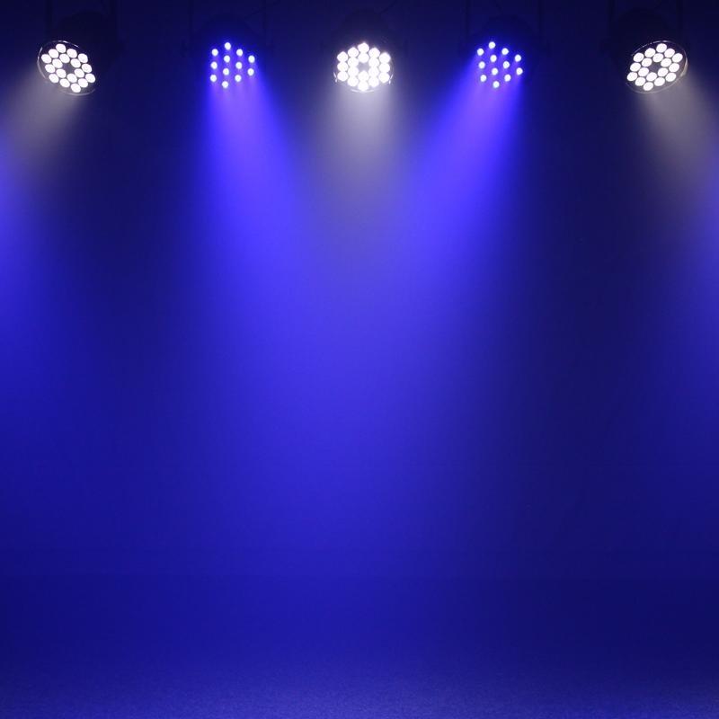 Performer 18 HEX MKII RGBWAUV