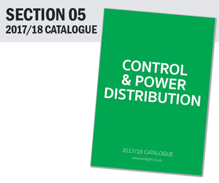 Control and Power Distribution