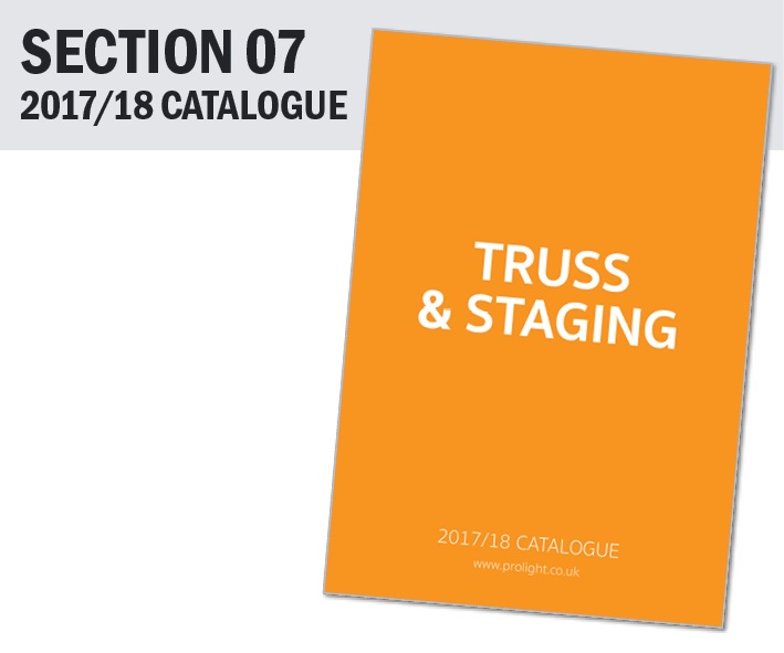 Truss and Staging