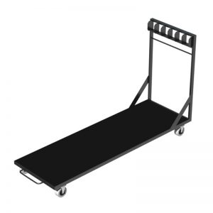 GT Stage Deck Vertical Trolley - A Global Truss product