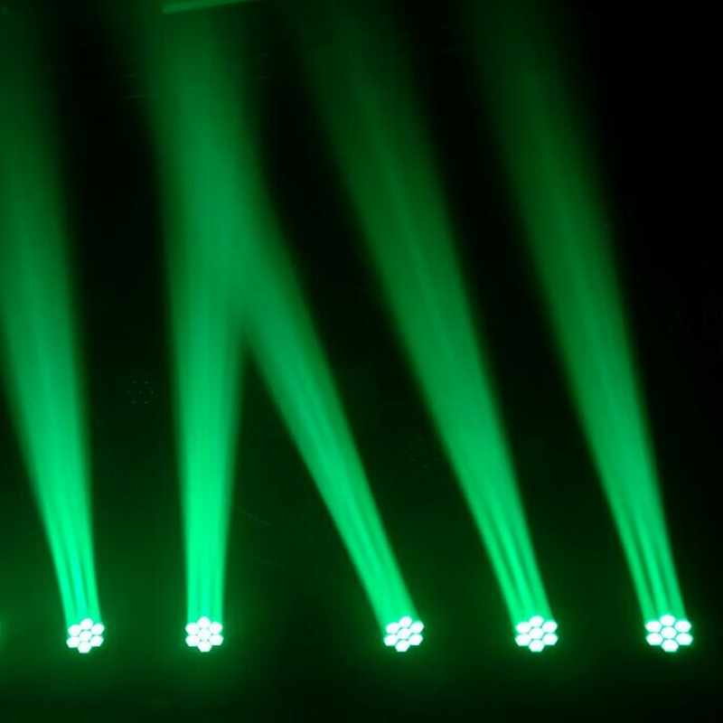 Kudos CM 180ZS Moving Head green lighting effects