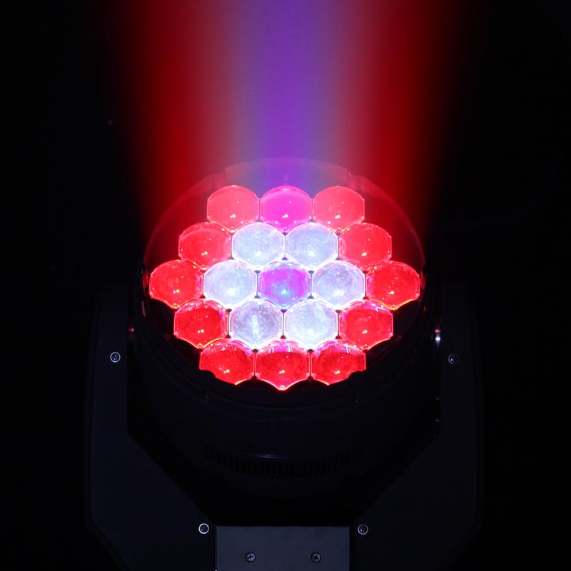 Kudos CM 300ZR Moving Head Lighting Effects