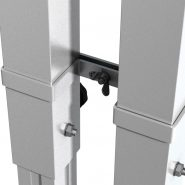 GT Stage Deck Two Leg Clamp – 48mm Legs