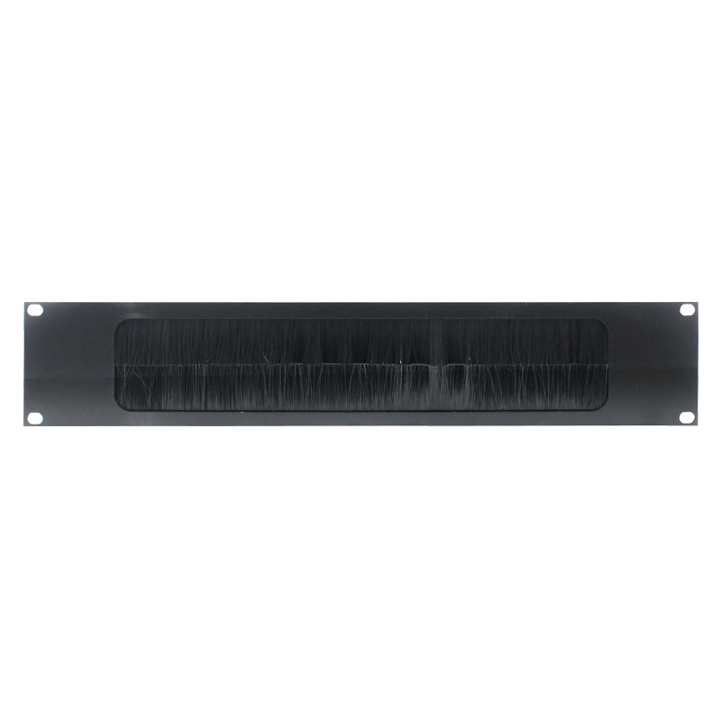 2U 19″ Cable Access Rack Panel