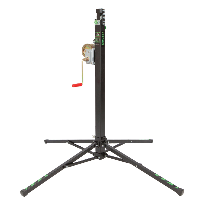 Light Stand Ground: Kuzar K-1 Telescopic Lifter 3.8m 125kg