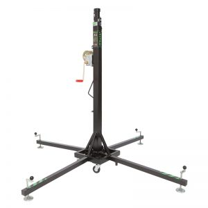 Kuzar K-3 Wind Up Strand 5.25m 125kg - A winch stand from Kuzar