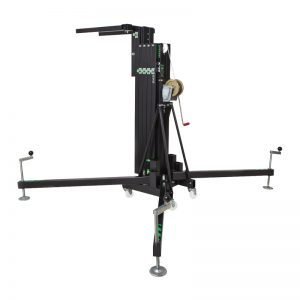 K-50 Front Loading Wind Up Stand 5.95m 300kg