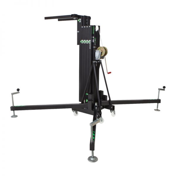 K-50 Front Loading Wind Up Stand 5.95m
