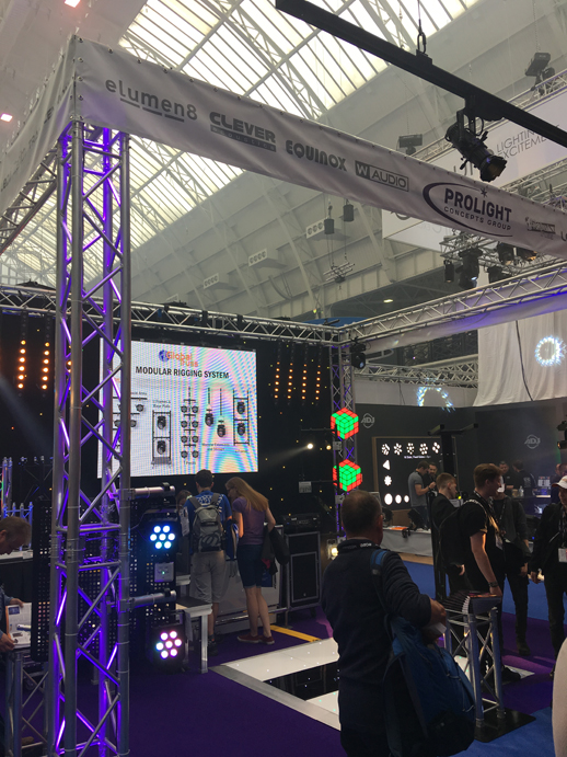 Prolight @ Plasa 2017