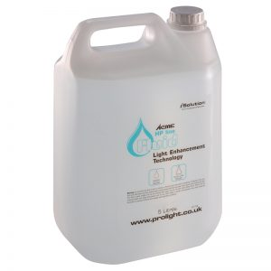 Fluid 5LT Aquahaze Dense - Smoke machine fluid