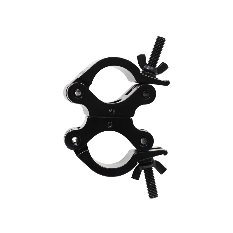 Secondary image of the Fixed Parallel Swivel Coupler Black