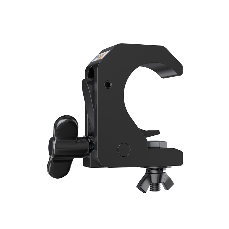 Smart Hook Clamp Black, an alternative to the twenty clamp, ,often referred to as a 20 clamp