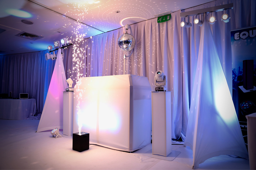 Prolight, all white at SEDA