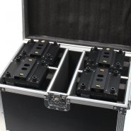 Quad Fusion100 Spot 120Zoom Flight Case
