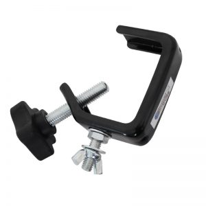 Global Truss Hook Clamp Black