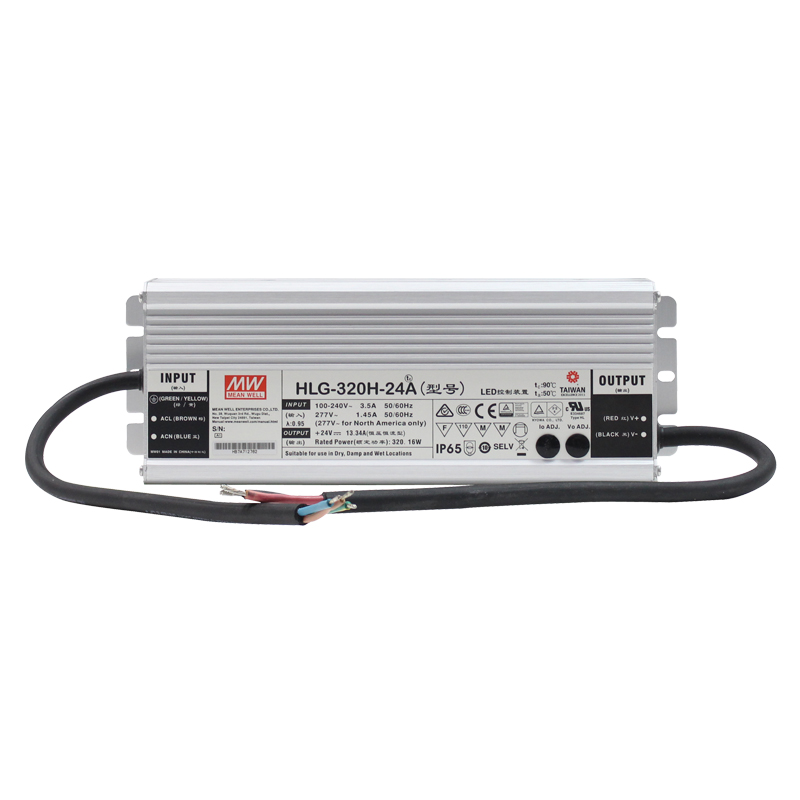 Visio Meanwell HLG-320H-24A 320W 24V DC Power Supply/Driver