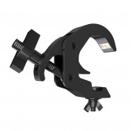 Global Truss Self Locking Easy Clamp 50mm Wide Black