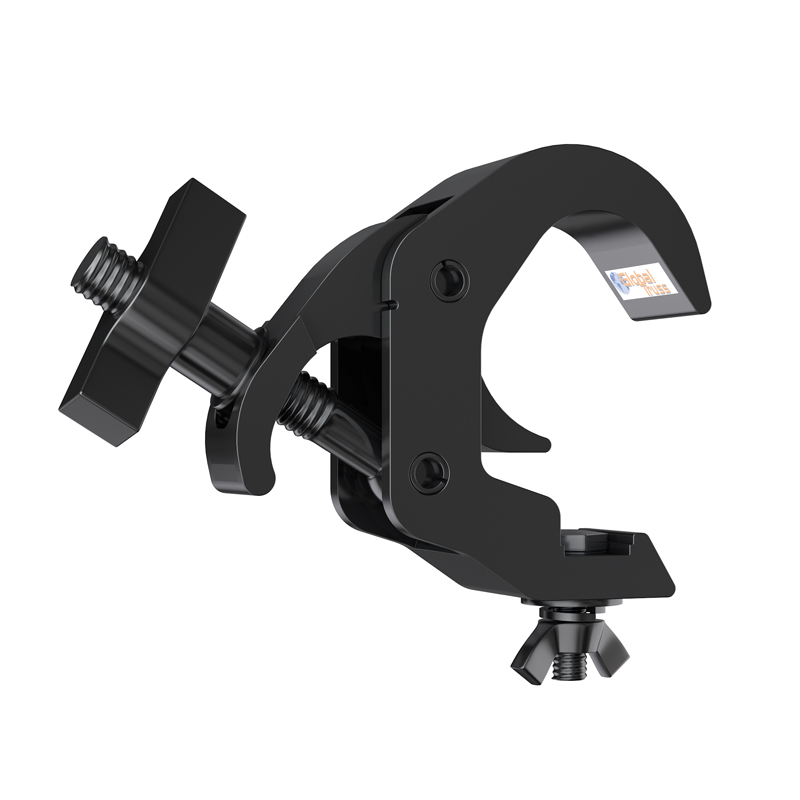 Global truss self locking easy clamp prolight concepts