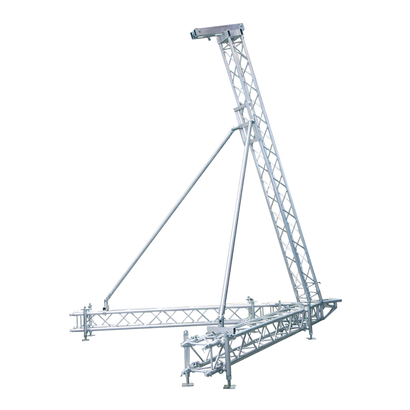 Global Truss Line Array Tower Components