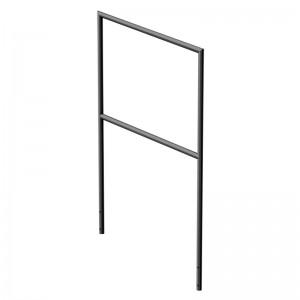 GT Stage Deck Modular Stair Handrail