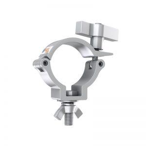 Global Truss Pro Half Coupler Silver