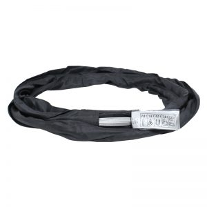Eller Black Softsteel 2 Ton WLL Length 3m