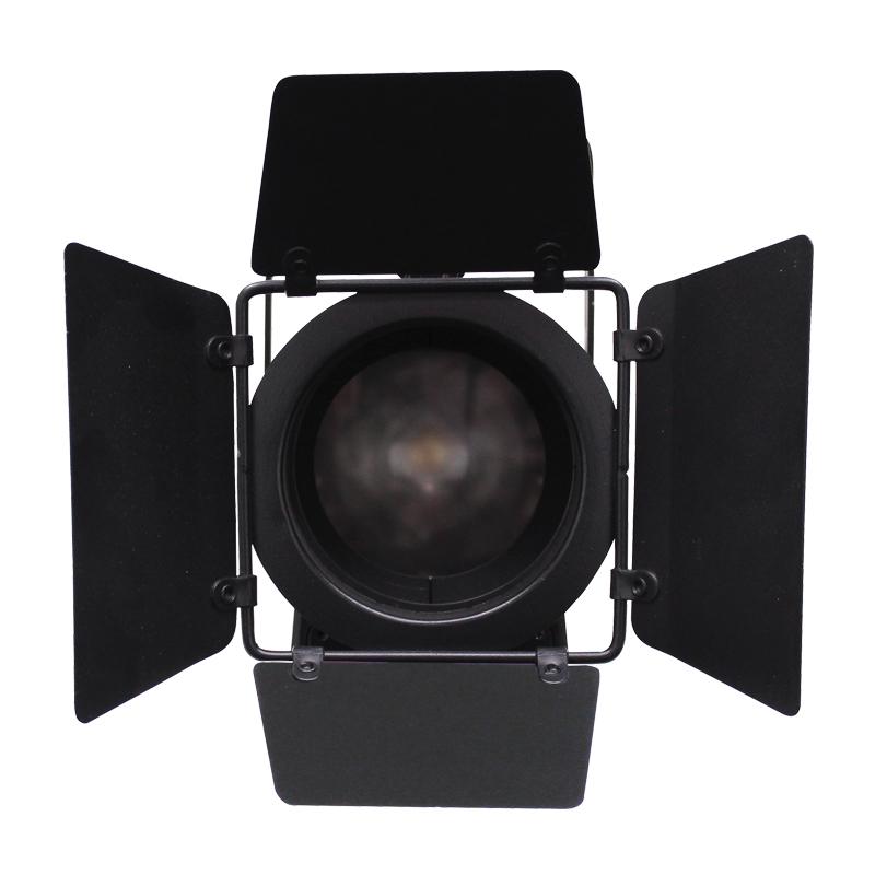 MP 60 LED Fresnel WW With Barn Doors