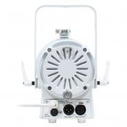 Rear View White MP 75 LED Fresnel RGBW