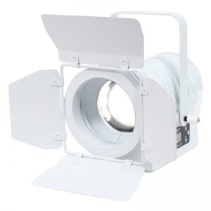 MP 60 LED Fresnel CW (White Housing) is perfect for use in stage lighting and band lighting