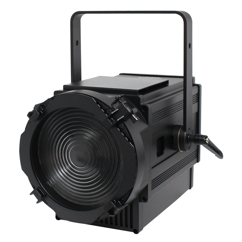 Warm White TZ 250F LED Fresnel