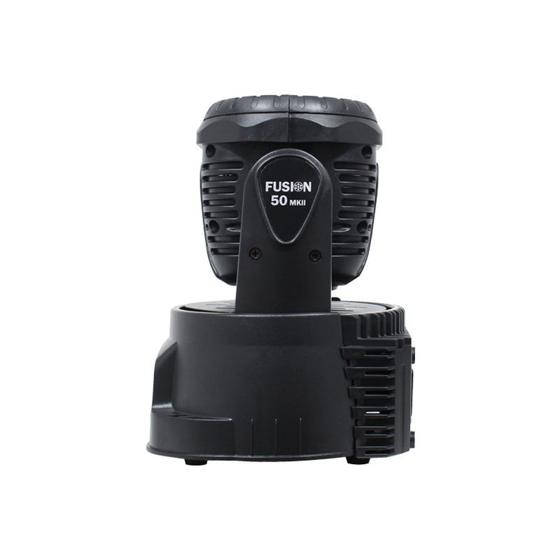 Fusion 50 MKII Moving Head Side View