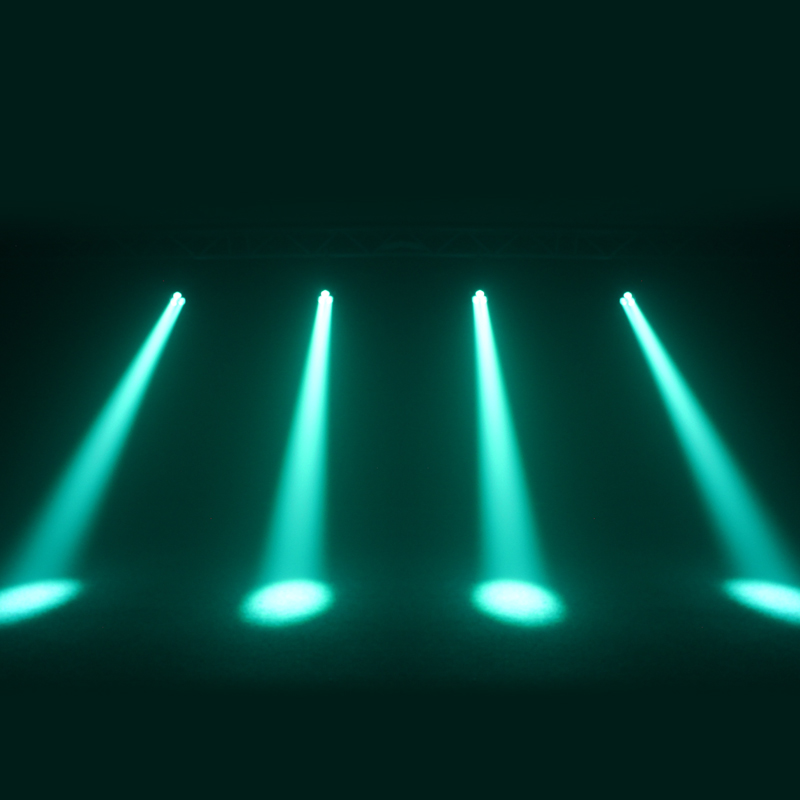 Vortex Moving Head Cyan Lights