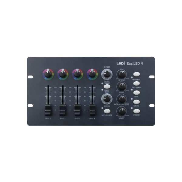 EasiLED 4 DMX Controller