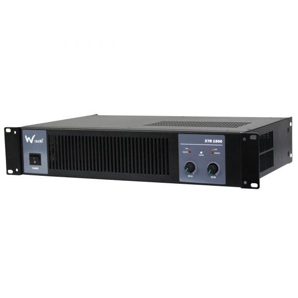 XTR 1500 Amplifier