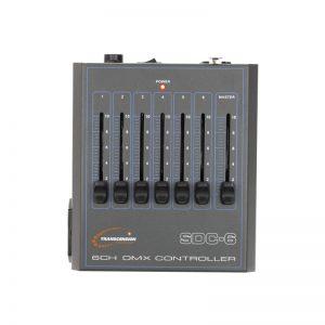 Transcension cdp-405 dmx dimmer pack manuals