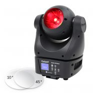 Kudos 60 Beam Moving Head with 10 and 45 degree lenses