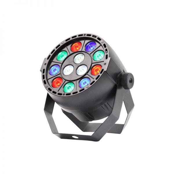 MicroPar RGBW