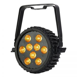 Intense 9P10 RGBWA LED Slim Par