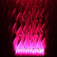 Pixel Storm Tri 12 Batten Pink Effects