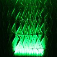 Pixel Storm Tri 12 Batten Green Effects