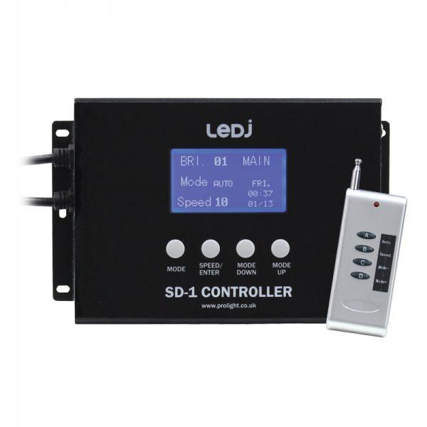 LEDJ SD 1 Controller
