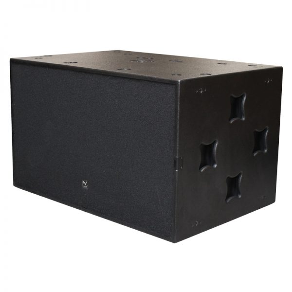 S 218 Bass Enclosure MKII