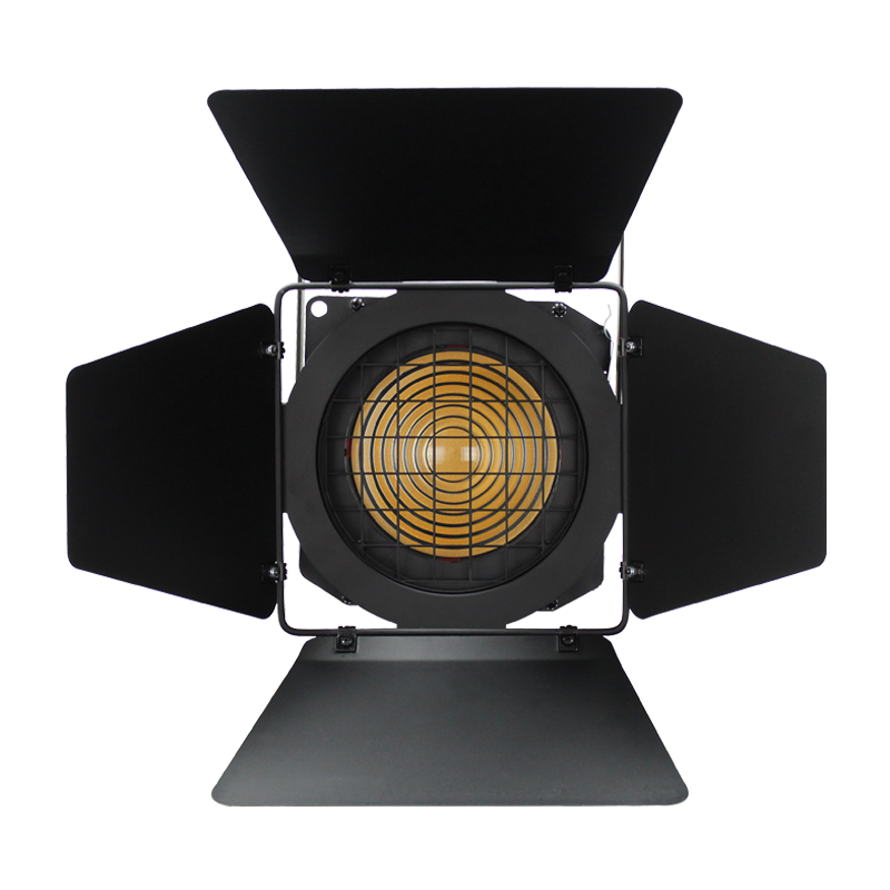 ZF 100 LED Zoom Fresnel Front View