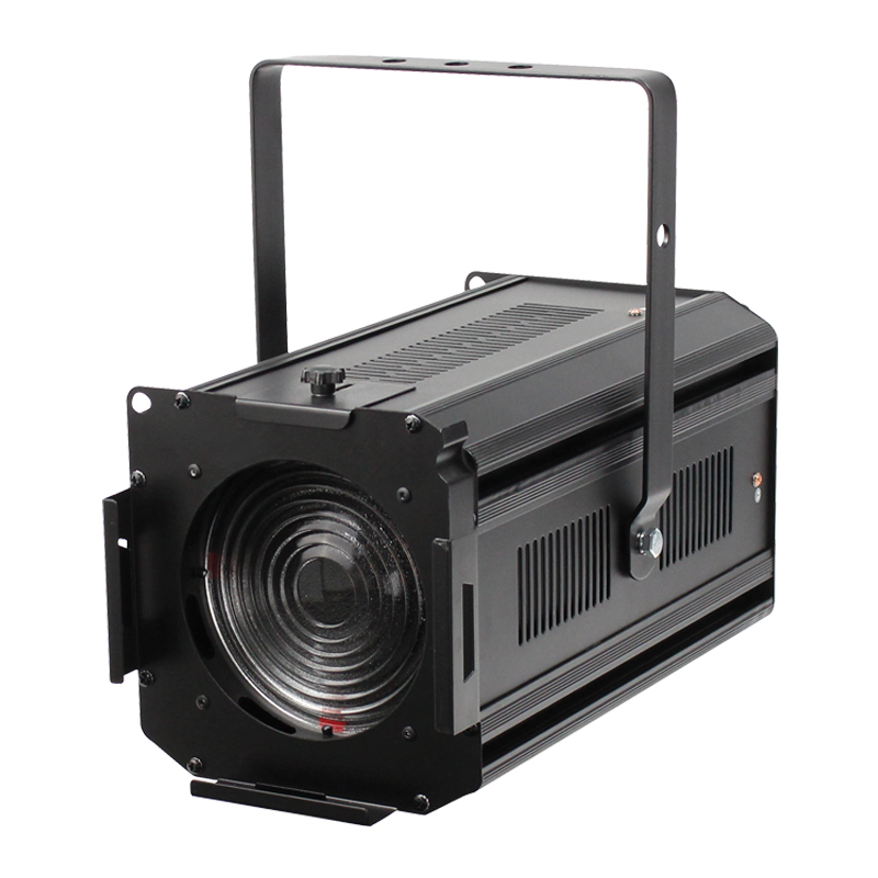 ZF 100 LED Zoom Fresnel No Barn Doors