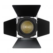 ZF 100 LED Zoom Fresnel CW Front View